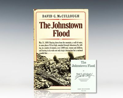 New York: Simon & Schuster, 1968. First edition of the Pulitzer Prize-winning historian's first book...
