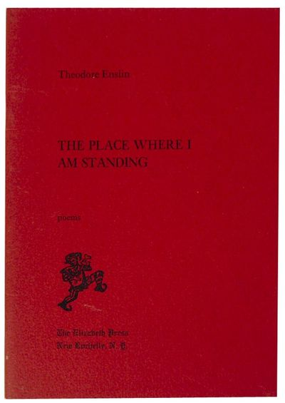 New Rochelle, NY: The Elizabeth Press, 1969. Second printing. Softcover. 31 pages. A collection of p...
