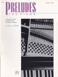 Preludes for Piano Book One