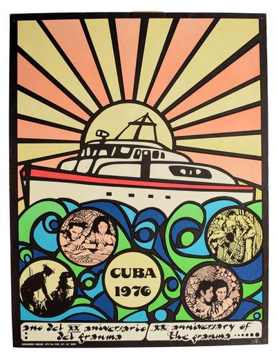 Cuba 1976. Ano del XX aniversario del...