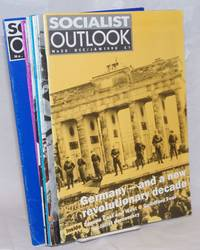 Socialist Outlook [10 issues of the magazine]