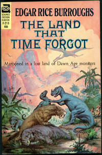 image of THE LAND THAT TIME FORGOT [with] THE PEOPLE THAT TIME FORGOT [with] OUT OF TIMES ABYSS. (3 volumes)