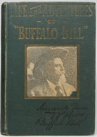 """Life and Adventures of """"Buffalo Bill."""""""