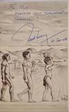 View Image 2 of 2 for PEOPLE OF THE LAKE: Mankind and Its Beginnings. Signed and inscribed by Richard E. Leakey. Inventory #019539