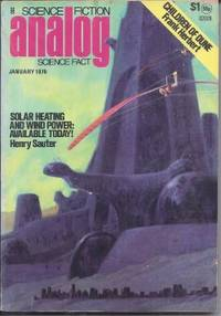 """ANALOG Science Fiction/ Science Fact: January, Jan. 1976 (""""Children of Dune"""")"""