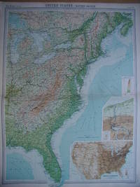 United States - Eastern Section. by Map - 1922 - from N. G. Lawrie Books. (SKU: 30390)