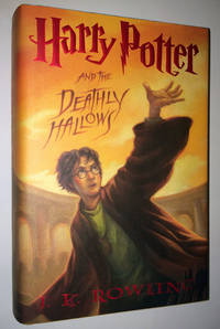 Harry Potter and the Deathly Hallows by  J. K Rowling - Signed First Edition - 2007 - from Idler Fine Books and Biblio.com