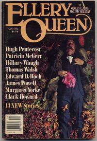 Ellery Queen's Mystery Magazine: April, 1983
