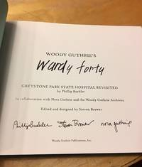 Woody Guthrie's Wardy Forty: Greystone Park State Hospital Revisited