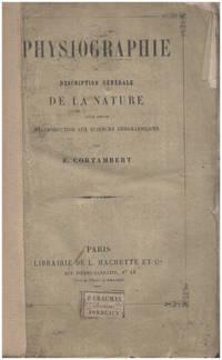 image of Physiographie ou description générale de la nature pour servir d'introduction aux sciences geographiques/ Edition originale