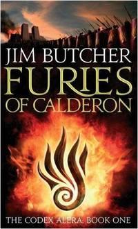 image of Furies Of Calderon: The Codex Alera: Book One