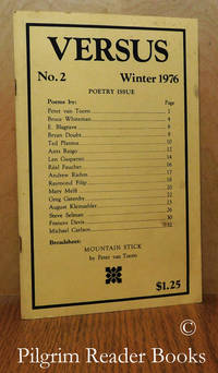 image of Versus. No. 2, Winter 1976. Poetry Issue.