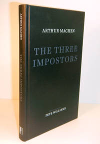 image of THE THREE IMPOSTORS or THE TRANSMUTATIONS. Illustrated by Pete Williams.