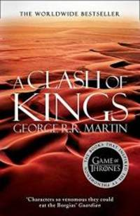 image of A Clash of Kings: Book 2 of a Song of Ice and Fire