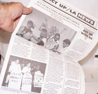 ACT UP/LA News vol. 4, #4, Sept/Oct 1991