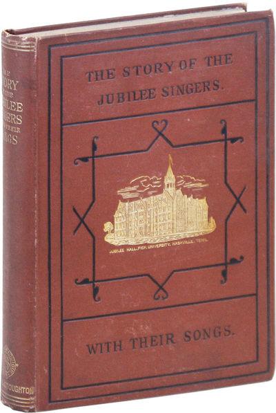 London: Hodder and Stoughton, 1877. Seventh Edition. Hardcover. Octavo (19cm.); original terracotta ...