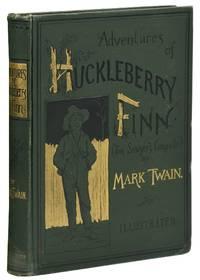 image of Adventures of Huckleberry Finn: (Tom Sawyer's Comrade)