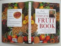 image of Bob Flowerdew's complete fruit book: a definitive source book to growing,  harvesting and cooking fruit
