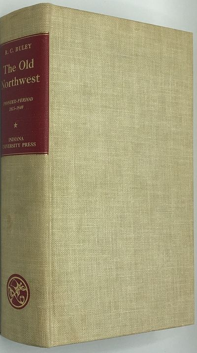 Bloomington: Indiana University Press, 1962. Third printing. 632pp. Octavo Gray cloth with a red lab...