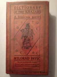 Dictionary of the khazars a lexicon novel