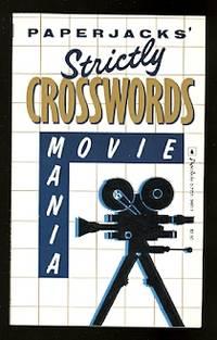 image of PAPERJACKS' STRICTLY CROSSWORDS:  MOVIE MANIA.