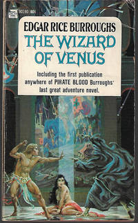 image of THE WIZARD OF VENUS and PIRATE BLOOD