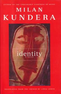 Identity A Novel