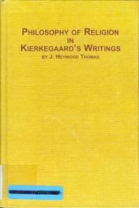 image of Philosophy of Religion in Kierkegaard's Writings