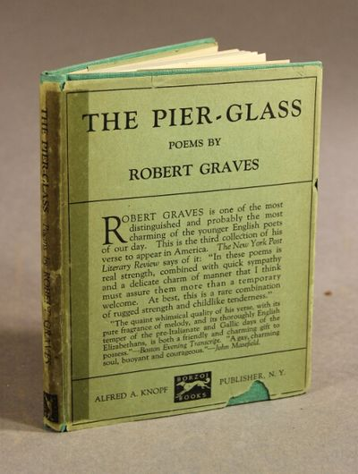 New York: Alfred A. Knopf, 1921. First American edition in variant binding as described in Higginson...
