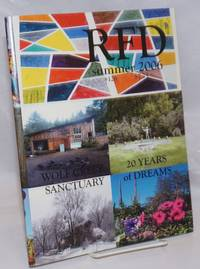 image of RFD: a country journal for gay men everywhere; #126, Summer, 2006, vol. 32, #4; Wolf Creek Sanctuary; 20 years of dreams