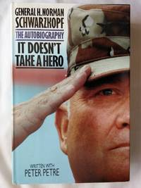 It Doesn't Take a Hero: The Autobiography by  Peter  H. Norman; Petre - Hardcover - 1992 - from P Peterson Bookseller (SKU: 026641)