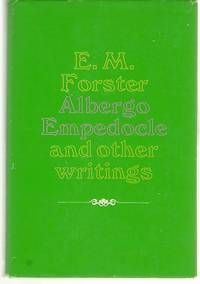 Albergo Empedocle and Other Writings