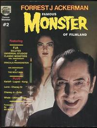 Forrest J Ackerman, Famous Monster of Filmland - Volume II (Issues  #51-100) [*SIGNED*]