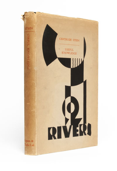 New York: Payson and Clark, 1928. First edition. Fine/Very Good +. A Fine copy of the book in Very G...