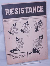 Resistance: an anarchist monthly; Vol. 6 No. 2