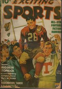 image of EXCITING SPORTS: (December, Dec.) Winter 1942 -1943