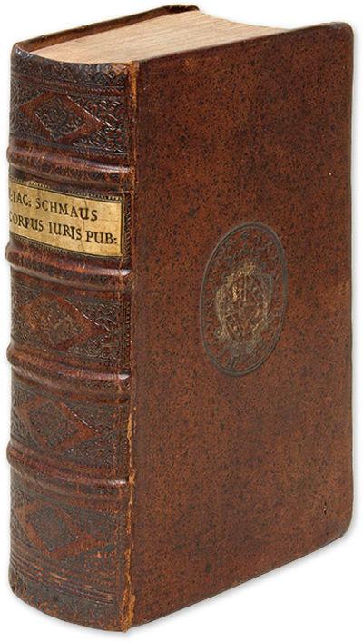 1722. Frankfurt, 1722. 1st ed.. Frankfurt, 1722. 1st ed. Classic Study of the Constitutional Law of ...