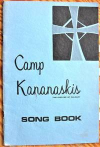 Camp Kananaskis Song Book