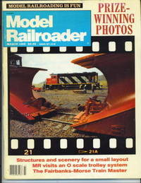 Model Railroader, March 1989
