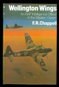 image of WELLINGTON WINGS:  AN RAF INTELLIGENCE OFFICER IN THE WESTERN DESERT.