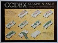 CODEX Seraphinianus; A Brilliant New Artbook from Abbeville: Promotional Poster by  Luigi) (Serafini - Paperback - First Printing - 1983 - from Dale Steffey Books and Biblio.co.nz