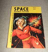 image of Space Science Fiction for July 1953