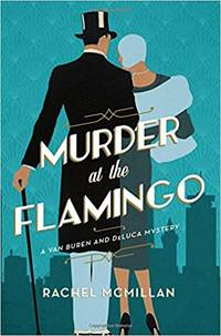 Murder at the Flamingo (Van Buren and DeLuca Mystery #1)
