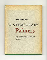 Contemporary Painters  - 1st Edition/1st Printing