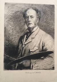 PORTRAIT OF J.E. MILLAIS