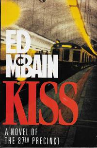 Kiss by Ed McBain - Paperback - Book Club - 1992 - from Ravenwood Gables Bookstore and Biblio.co.uk