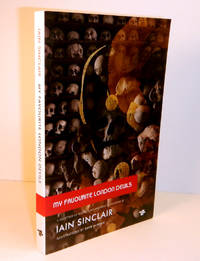 image of MY FAVOURITE LONDON DEVILS. A Gazatteer of Books, Lives and Brief Encounters. Illustrated by Dave McKean.