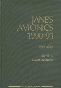 Jane's Avionics 1990-91 by  David (Editor) Brinkman - Hardcover - 9th Edition - 1990 - from Dereks Transport Books and Biblio.co.uk