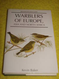 Helm Identification Guides, Warblers of Europe, Asia and North Africa.