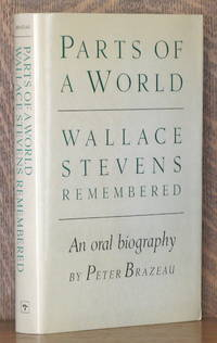 Parts of a World: Wallace Stevens Remembered